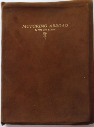 MOTORING ABROAD