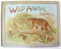 Wild Animal Stories:  A Panorama Picture Book