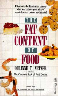 The Fat Content of Food