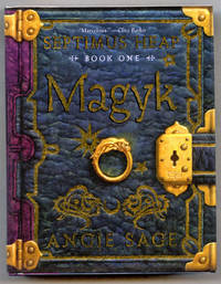 image of Magyk (USA First Edition - Unsigned Copy)