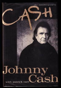 Cash:  The Autobiography by  Patrick  Johnny; Carr - First printing - 1997 - from Iron Engine and Biblio.com