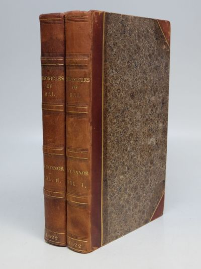 London: Richard Phillips, 1822. First. hardcover. very good(+). Translated from the Original Manuscr...