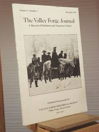 The Valley Forge Journal: Volume V, Number 4