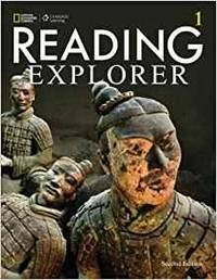 READING EXPLORER 1: STUDENT BOOK WITH ONLINE WORKBOOK (READING EXPLORER, SE COND EDITION)