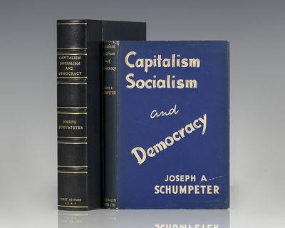 London: George Allen and Unwin, 1943. First British edition of the economist's ground-breaking work....
