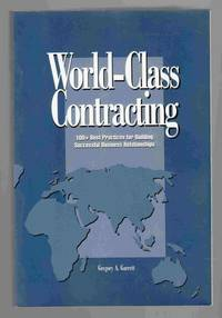 World-Class Contracting