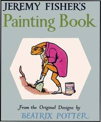 JEREMY FISHER'S PAINTING BOOK