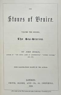 [Ruskin, John- Earliest First Edition, Issue, Stunning Original Cloth, Fine] Stones of Venice