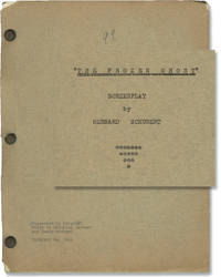 image of [Inner Sanctum] The Frozen Ghost (Original screenplay for the 1945 film)