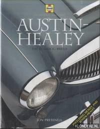 Haynes Classic Makes Series: Austin-Healey. The Bulldog Breed