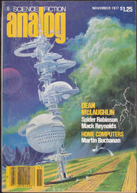 Analog Science Fiction / Science Fact, November 1977 (Volume 97, Number 11)