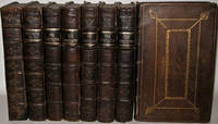 THE SPECTATOR. Printed in 1712. First Edition. Large Paper Edition. Complete in 8 volumes.