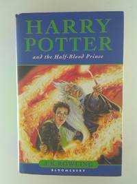 Harry Potter and the Half-blood Prince [Hardcover] Rowling, J. K.