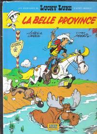 LES NOUVELLES AVENTURES DE LUCKY LUKE T.1 ; LA BELLE PROVINCE