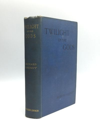 London: T. Fisher Unwin, 1888. First Edition. Hardcover. Very good. With a holographc note from Garn...