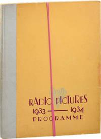 image of [RKO] Radio Pictures 1933-1934 British Programme [Program] Annual