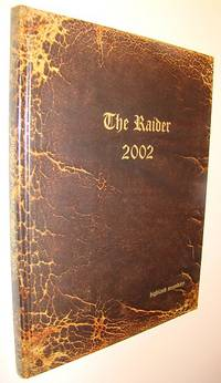 The Raider 2002 - Yearbook of Highland Secondary School, Comox, B.C.