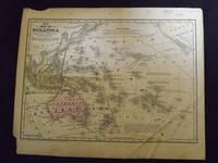 Map of  Oceanica. [