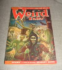 image of Weird Tales for July 1946
