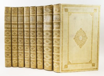 Amsterdam: Petrus Shenk, 1735-38. First Edition in Dutch. 415 x 264 mm. (16 3/8 x 10 3/8