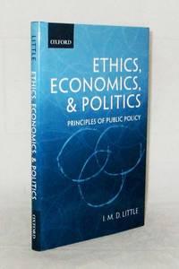 Ethics, Economics, and Politics. Principles of Public Policy