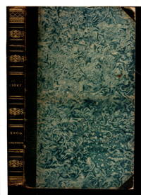 AN HISTORICAL DISQUISITION CONCERNING THE KNOWLEDGE WHICH THE ANCIENTS HAD OF INDIA; and the progress of trade with that country prior to the discovery of the passage to it by the Cape of Good Hope. With an appendix, containing observations on the civil policy, the laws and judicial proceedings, the arts, the sciences, and religious institutions, of the Indians. VOLUME XII : INDIA of THE WORKS OF WILLIAM ROBERTSON, D.D.