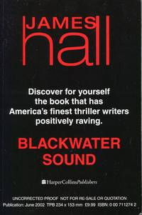 Blackwater Sound (Uncorrected Proof)