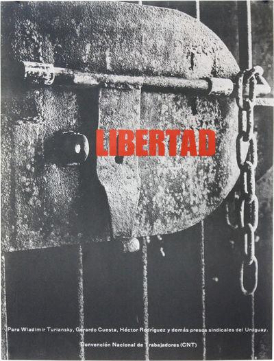 : Convención Nacional de Trabajadores, . First Edition. Original photographic poster, offset printe...