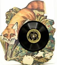 [TALKING BOOK] THE FOX. DIE CUT FOX WITH SMALL VINYL RECORD