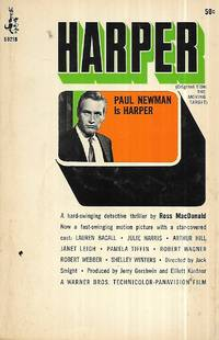 Harper: (The Moving Target ) Org. Title by Ross MacDonald - Paperback - 1966 - from D and C Books  and Biblio.com