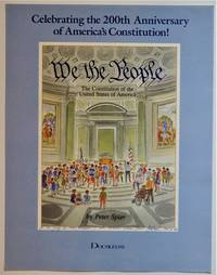 We the People; The Constitution of the United States of America (Publisher's Promotional Poster)