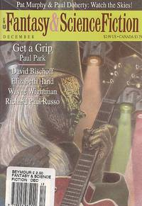 The Magazine of Fantasy and Science Fiction. Volume 93 No 6. December 1997
