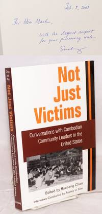image of Not Just Victims: Conversations with Cambodian Community Leaders in the United States