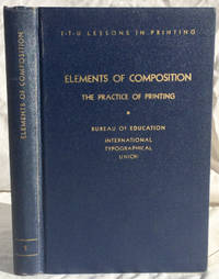 I T U Lessons in Printing, Elements of Composition