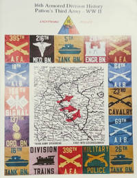 image of 16th Armored Division History, Patton's Third Army - WWII