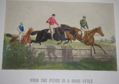 Berlin: Sporting Gallery von F. Otto Beyer. Very Good. Collection of 37 mounted colored illustration...