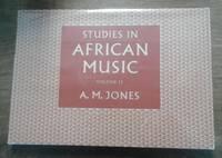 image of Studies in African Music Volume II