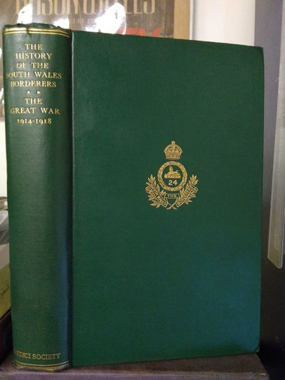London: The Medici Society, 1931. First Edition, First Printing. large 8vo., 614 pp., VG-; dark gree...