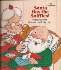 image of Santa has the Sniffles