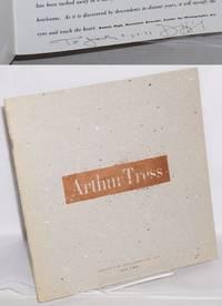 Arthur Tress [signed by Dennis High]