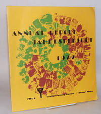 Annual report Jahresbericht 1972; YMCA Crafts Training Centre, Shauri Moyo