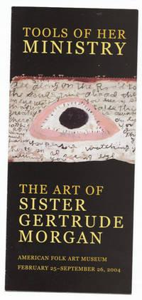 image of The Art Of Sister Gertrude Morgan