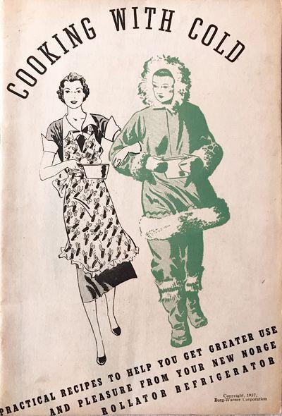 Detroit: Norge Division Borg-Warner Corporation, 1937. Staplebound. Illustrated wraps. Good. 32 page...