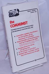 image of The Communist, Theorectical Journal of the Central Committee of the Revolutonary Communist Party, USA 1976 Premier issue Vol. 1, No. 1