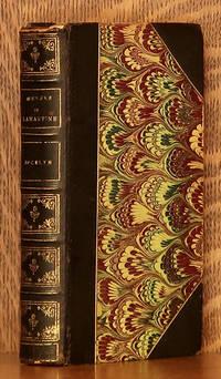 image of OEUVRES DE A. DE LAMARTINE POESIES
