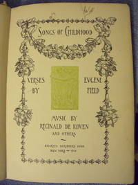 image of Songs of Childhood