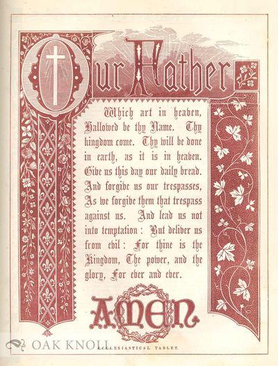 London, United Kingdom: Houlson & Wright, 1859. blindstamped cloth. Color Printing. 4to. blindstampe...