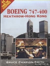 Boeing 747 London Heathrow - Hong Kong