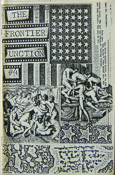 Brooklyn: Frontier Books, 1987. First edition. Paperback. Very Good. Fourth issue of this literary z...