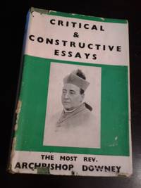 Critical and Constructive Essays